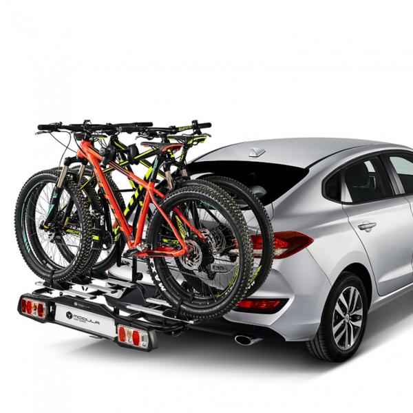 Cykelholdere til anhængertræk