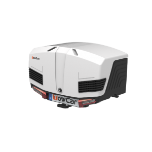 Towbox V3 Artic White 400 liter Bagageboks