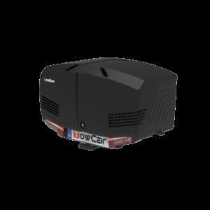 TowBox V3 Urban Black 400 Liter Bagageboks