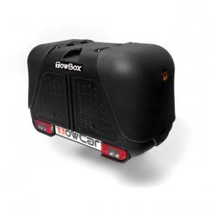 TowBox V2 Black Edition 390 Liter Bagageboks